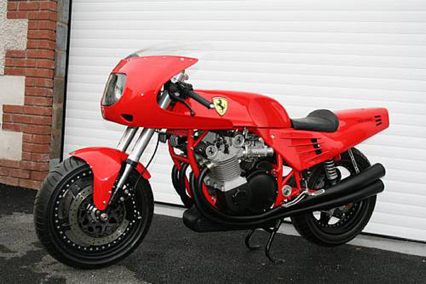 1995 ferrari motorcycle searching for owner picture