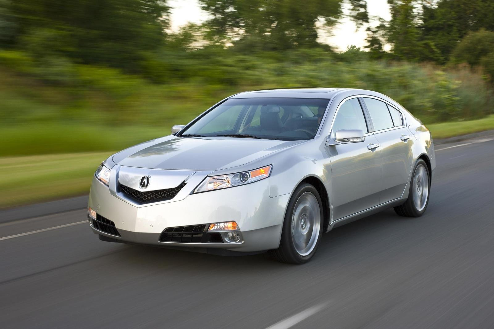 2009 Acura TL Review - Top Speed