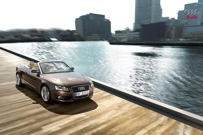 2009 Audi A5/S5 Convertible | Top Speed