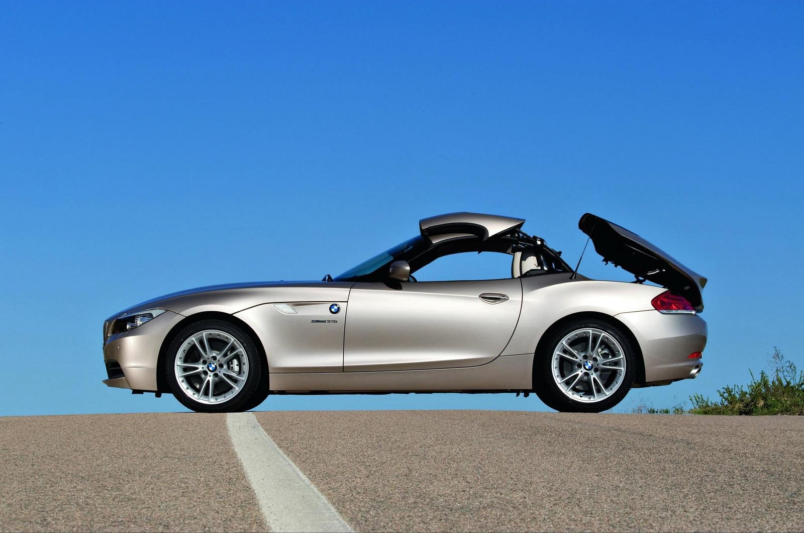 2009 bmw z4 roadster picture 277252 car review top speed. Black Bedroom Furniture Sets. Home Design Ideas
