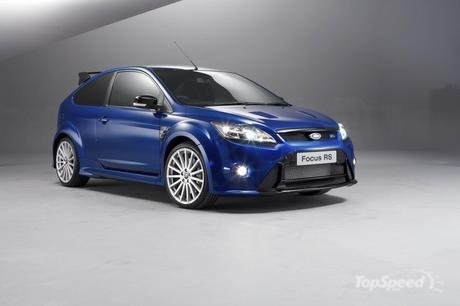 2009 Ford Focus Rs. Ford RS – the Mk1 Focus RS