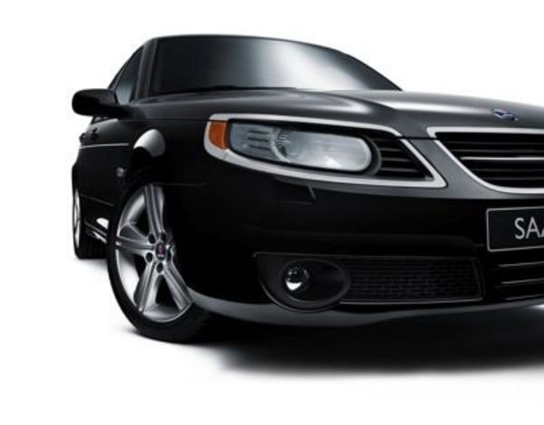 saab 9-5 griffin edition picture