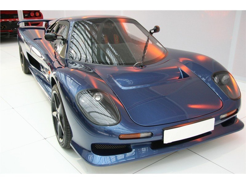 Ascari Ecosse spied at Essen