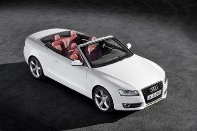 2009 Audi A5/S5 Convertible   Top Speed