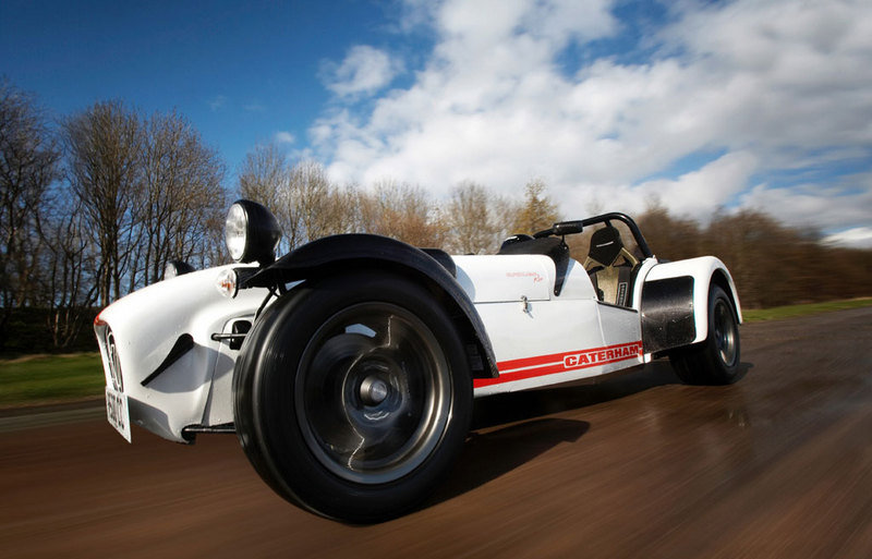 Caterham R500 - Top Gear TV 2008 Car of the Year