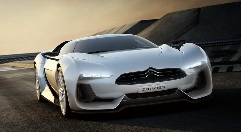 Citroen GT Concept into limited production
