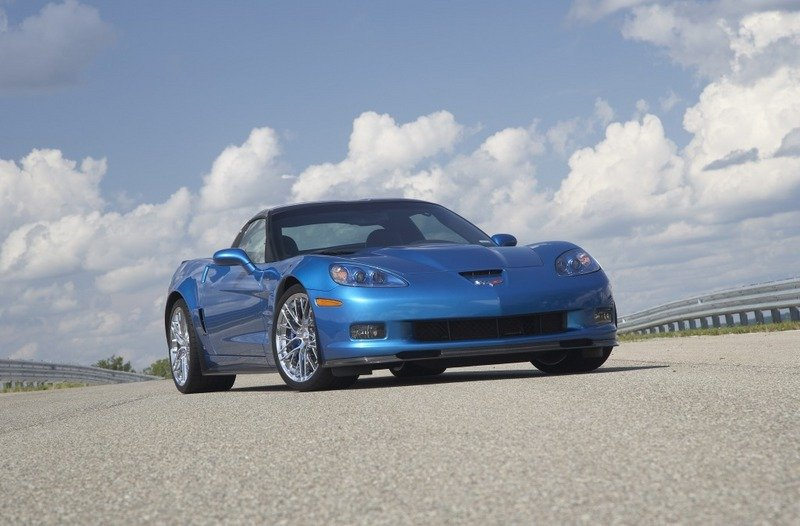 Corvette ZR1   Clarksonu0027s Car Of The Year