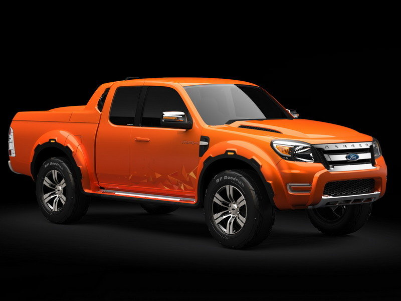 2009 Ford Ranger Max Concept