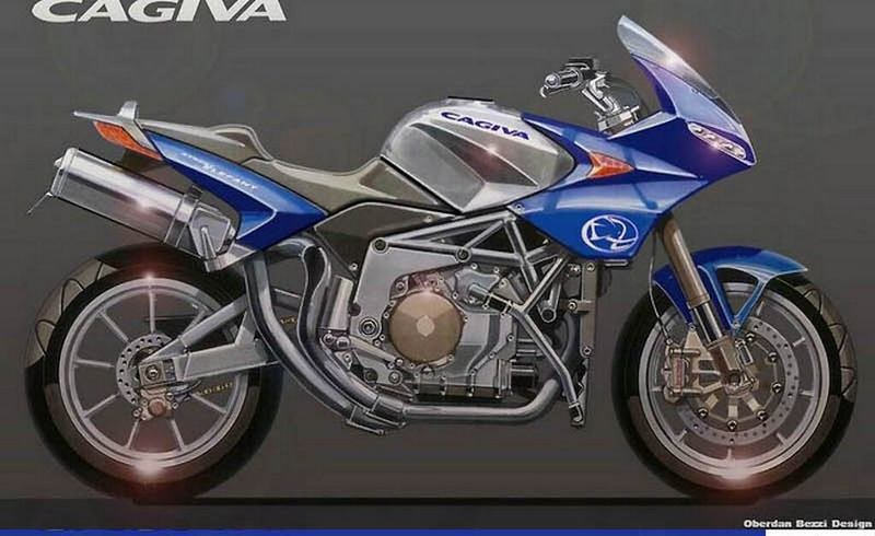 Harley-Davidson to work their magic on Cagiva