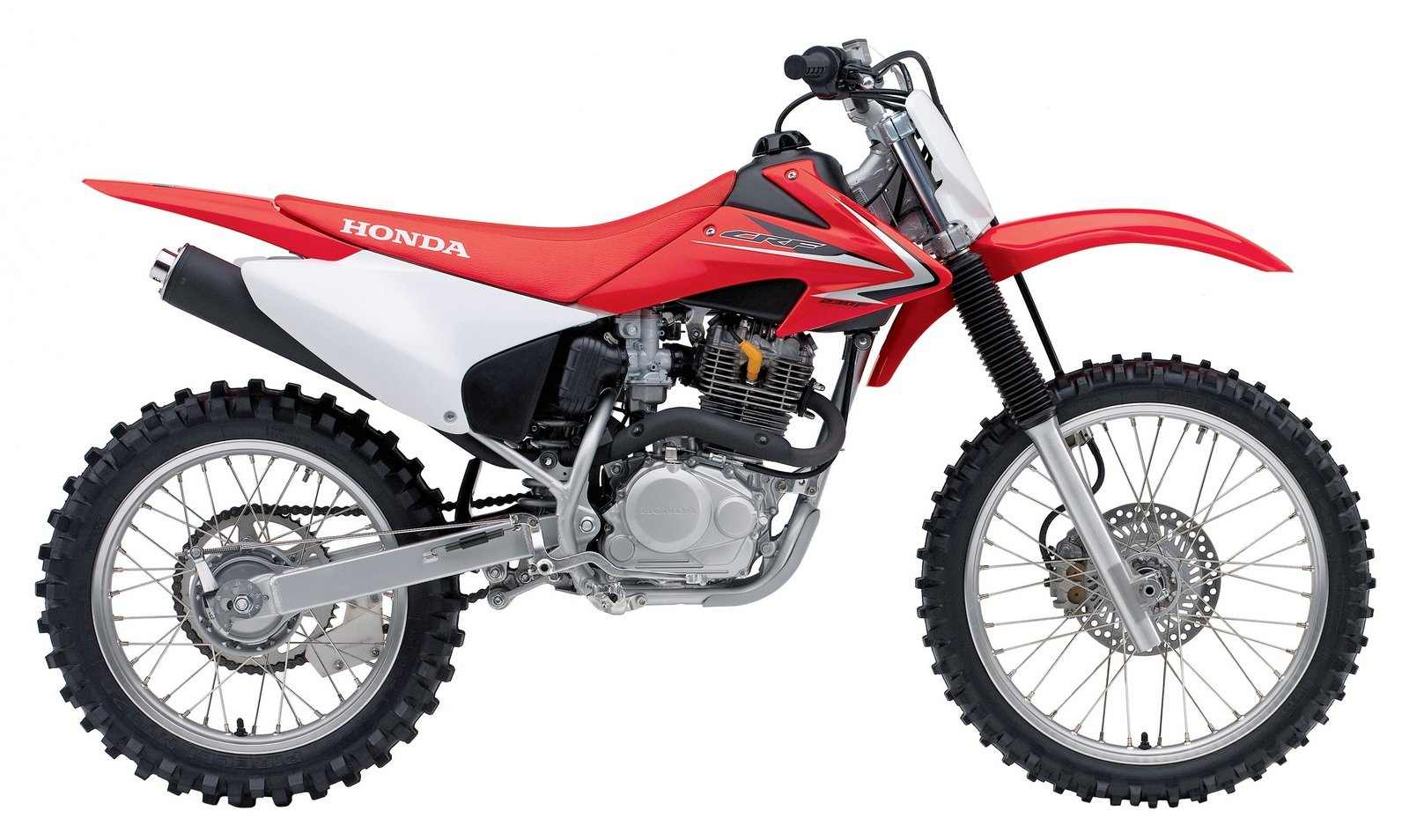 2009 Honda Crf230f Review Top Speed