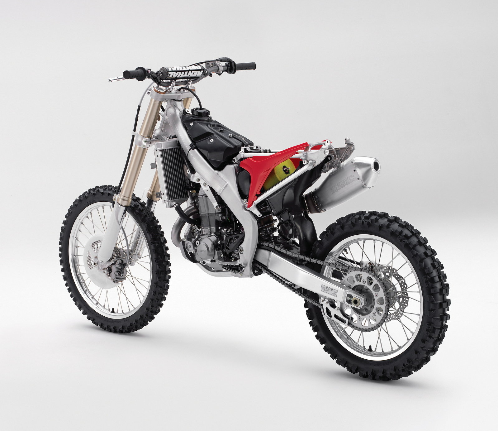 Motorcycle Review Top Speed: 2009 Honda CRF450R - Picture 276255