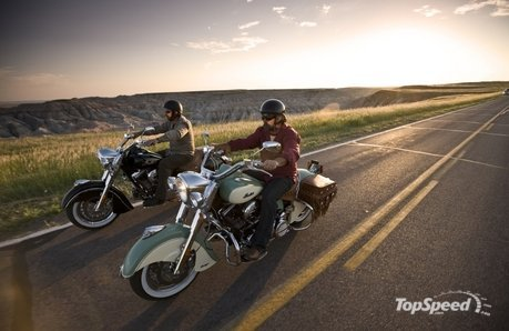 indian motorcycle marks the