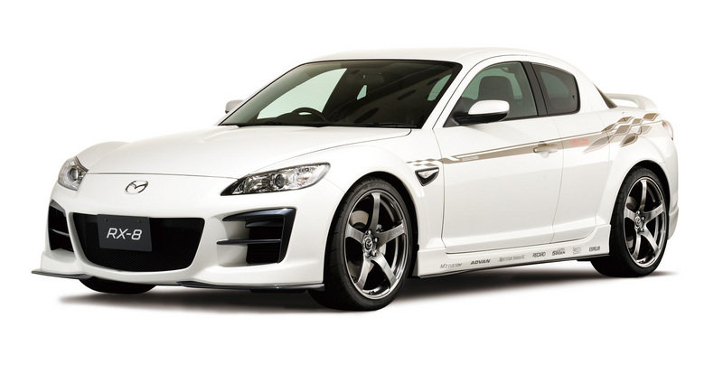 2008 Mazda RX-8 Circuit Trial