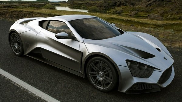 Accident Cars For Sale In Denmark: Zenvo ST1 - Supercar Built In Denmark Pictures