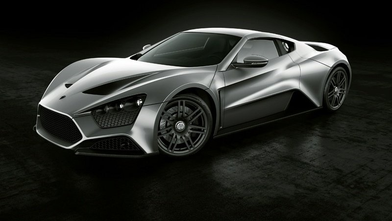 Zenvo ST1 - supercar built in Denmark High Resolution Interior Exterior - image 277684