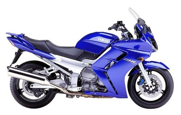 2009 yamaha fjr1300 motorcycle review top speed