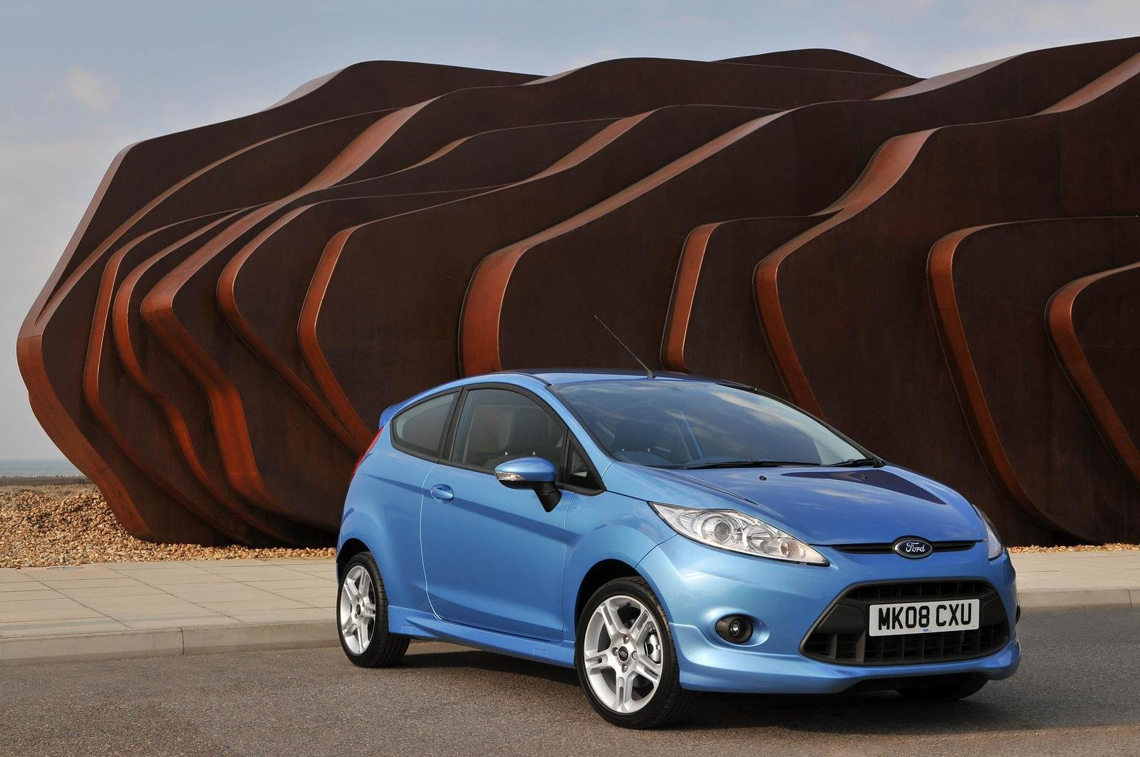 2009 ford fiesta picture 283010 car review top speed. Black Bedroom Furniture Sets. Home Design Ideas