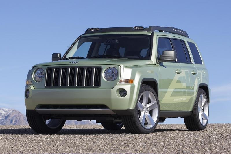 jeep patriot reviews specs prices top speed. Black Bedroom Furniture Sets. Home Design Ideas