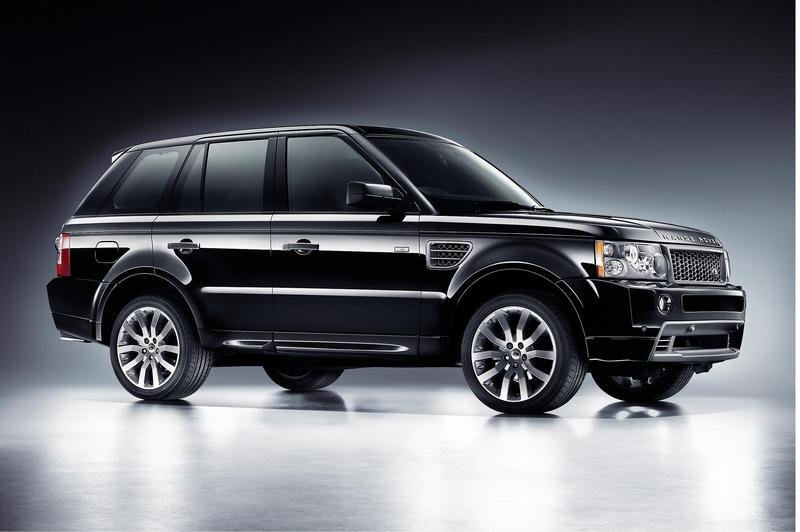 2009 Range Rover Sport 'Stormer Edition'