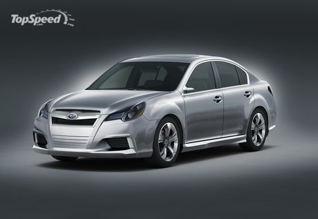Take a look at the new Legacy concept revealed by Subaru