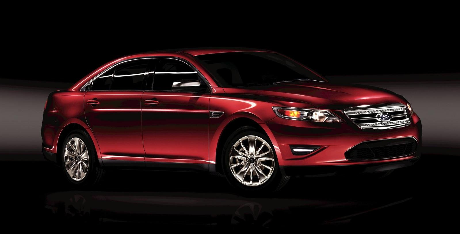 Red White And Blue Auto Sales >> 2010 Ford Taurus Review - Top Speed
