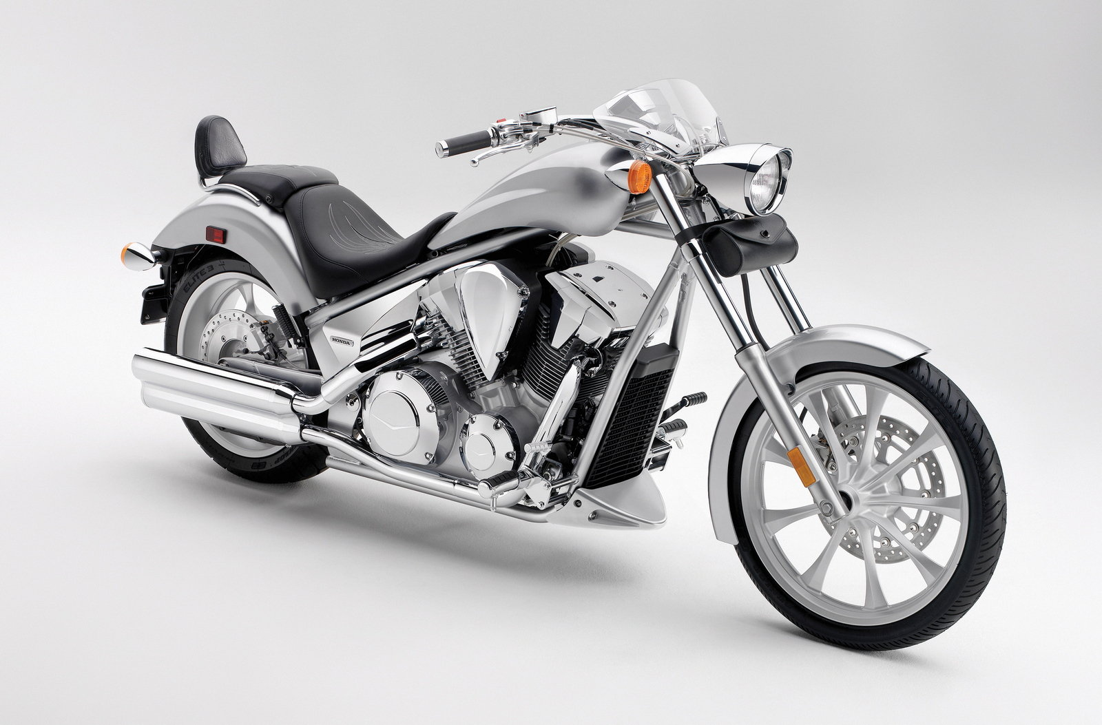 ► Motos - Honda Fury 2010  [custom]