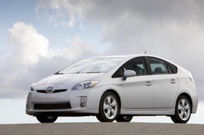 U.S. Hybrid Sales Down 9.9% for 2008