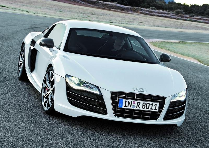 Audi R8 V10 - officially revealed, new image gallery