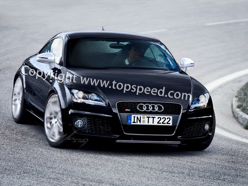 Audi TT RS and A4 Allroad coming to Geneva