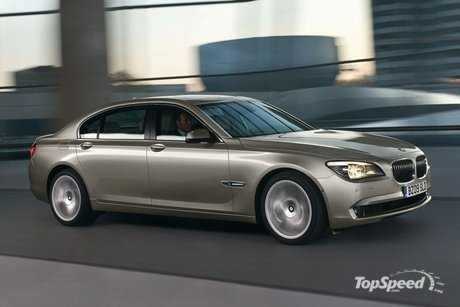 BMW UK added a new model to the 7-series line-up: the 730Ld,