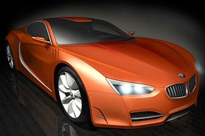 BMW Z10 ED green supercar coming in 2011