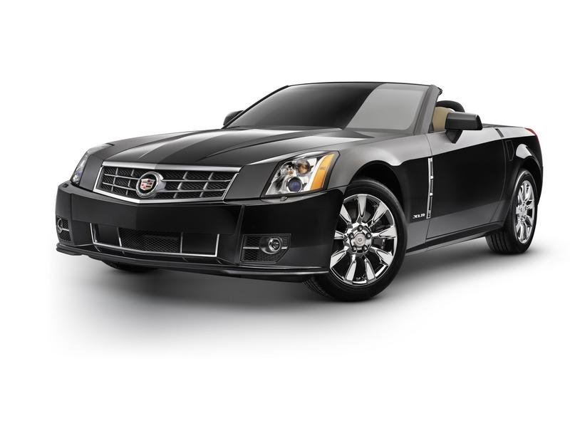 Cadillac XLR is DOA