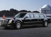 "President Donald Trump's New Presidential Cadillac Limo ""Beast"" is Finally in Service - image 282060"