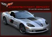 Chevrolet Corvette Competition Sport Package