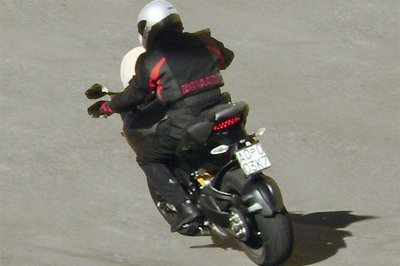 Ducati Multistrada replacement spied in Italy