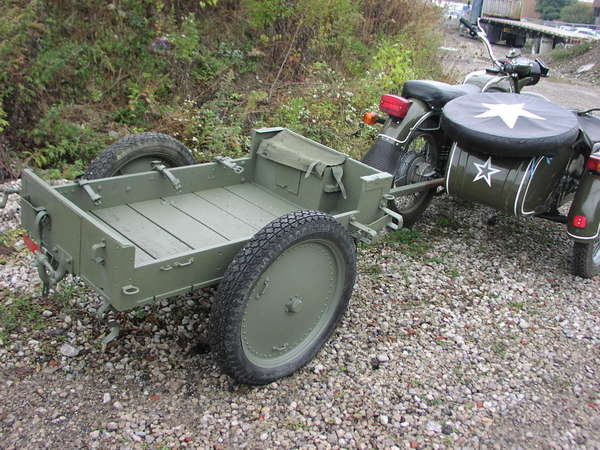 EBay Find Of The Day WWII Military Motorcycle Cargo