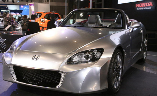 2009 Honda Sports S2000 Modulo Concept Review Top Speed