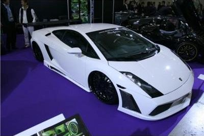 Lamborghini Gallardo by LB Performance