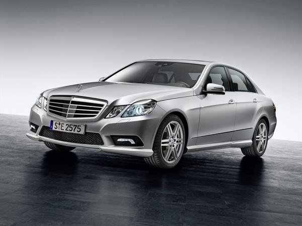 2009 Mercedes EClass AMG Sports Package Review  Top Speed