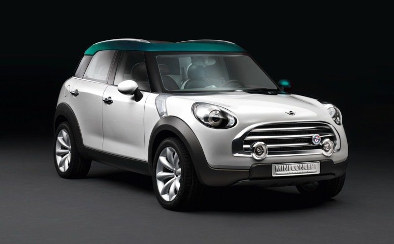 Mini Crossover production version to debut in Frankfurt - image 283631