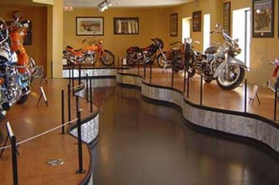 Motorcycle museum closes down
