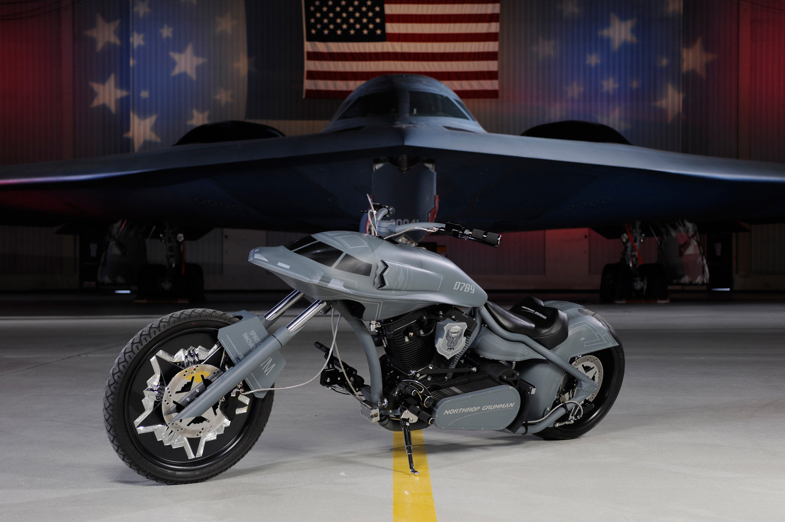occ guys built two wheeled stealth bomber picture 282154 motorcycle news top speed. Black Bedroom Furniture Sets. Home Design Ideas
