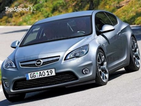 Opel bringing in a Scirocco fighter?