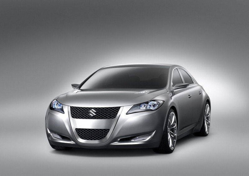 Suzuki Kizashi: I'm not dead yet!