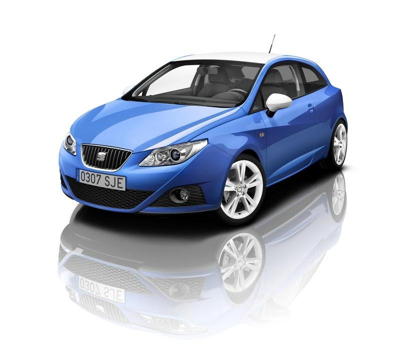 2009 Seat Ibiza SC Color Edition