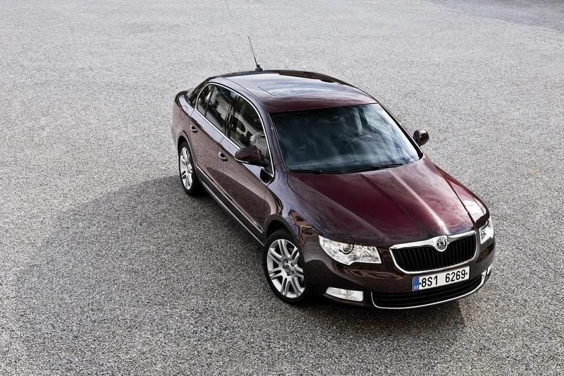 отзывы skoda superb tdi