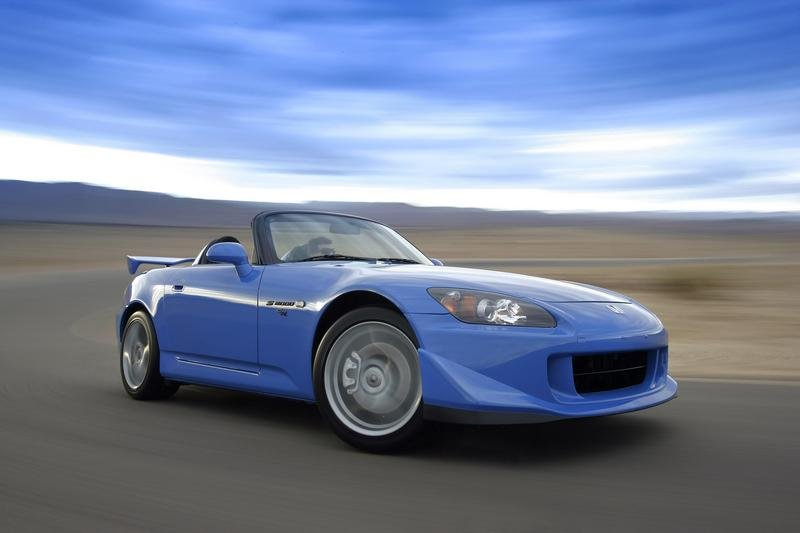 Shed a tear - there will be no S2000 after 2009