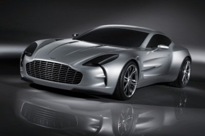 Video: Aston Martin One-77 reveals its rear