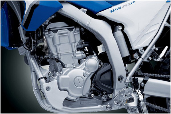 2010 yamaha wr250r motorcycle review top speed for Yamaha wr250r horsepower