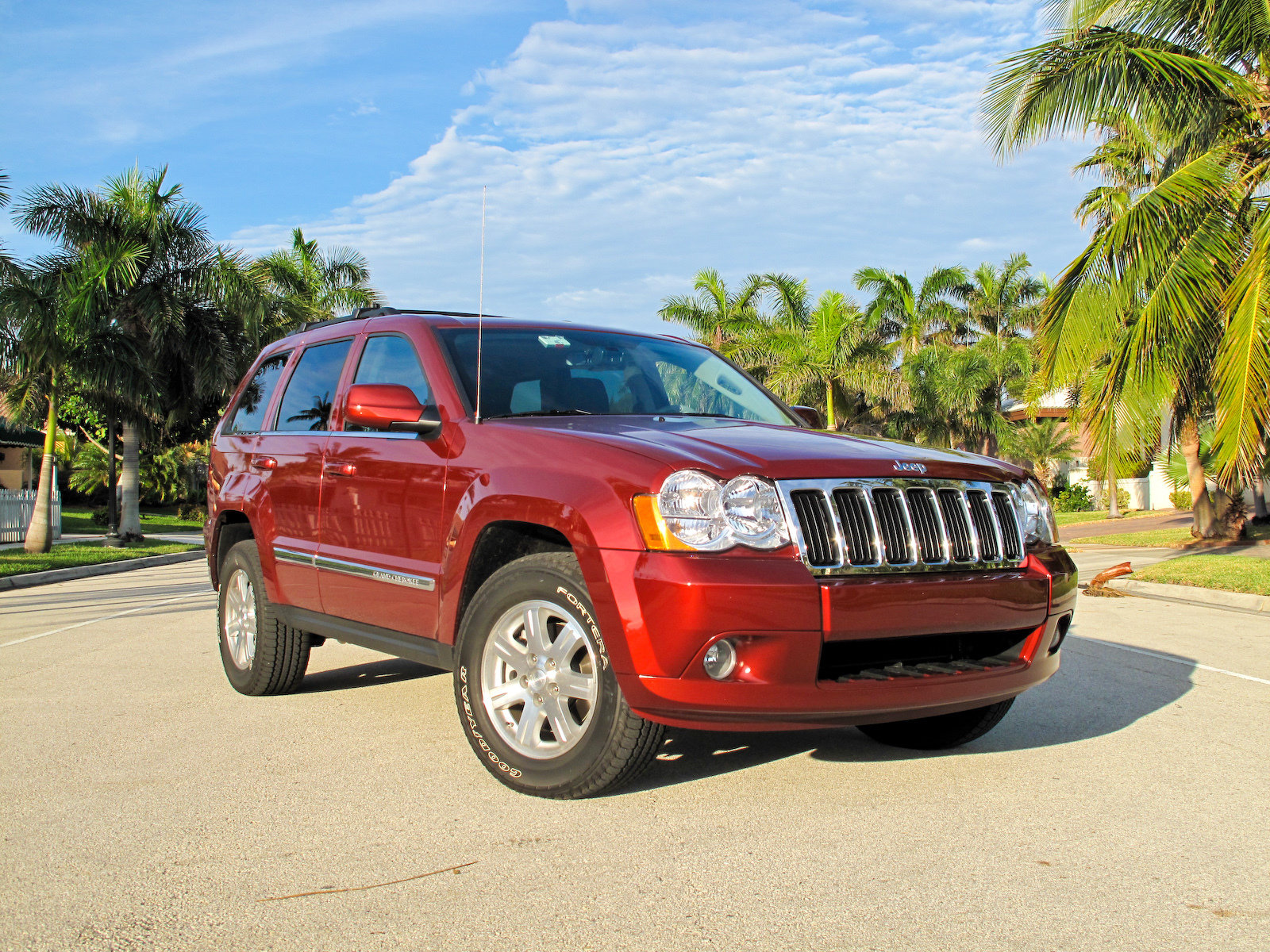 2008 jeep grand cherokee limited 4x4 diesel picture 284842 car review top speed. Black Bedroom Furniture Sets. Home Design Ideas